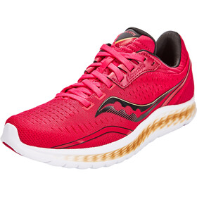 saucony Kinvara 11 Shoes Women berry/gold